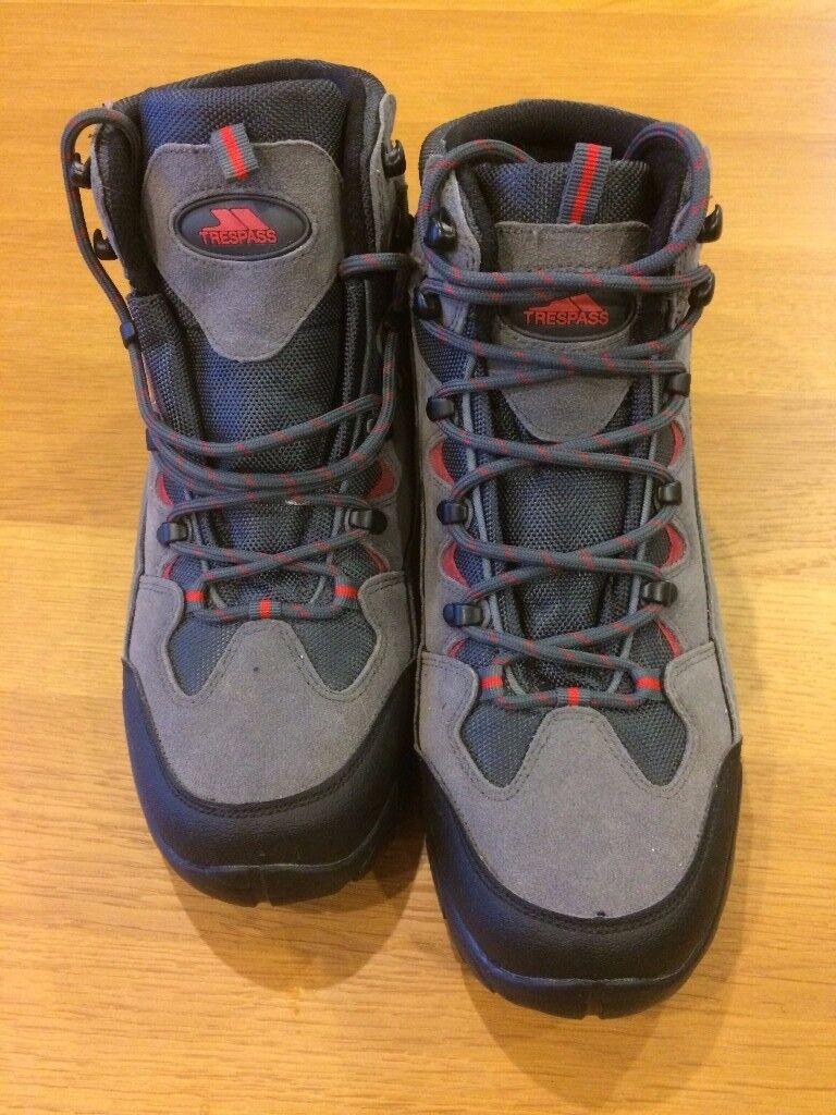 Trespass Hiking Boots- UK10