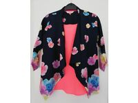 Ted Baker top and jacket age 8