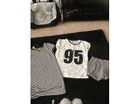 Clothes size 10/ 12