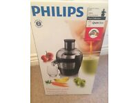 Brand new Phillips Viva juicer