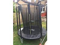 6ft trampoline Sixbros