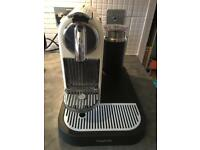Nespresso Magimix coffee machine Citiz with milk frother