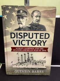 Disputed victory book