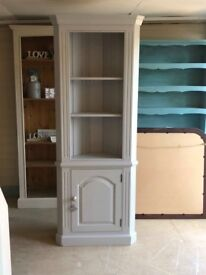 Solid Country Pine Corner Unit