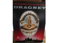 Dragnet - the original TV series DVD Collection