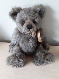 """Charlie Bear """"Haydn"""" Retired with tags"""