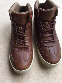 Men's Camper leather ankle length boots