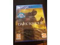 Dark Souls 3 PS4 BRAND NEW(Sealed)