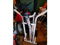 Davina mccall cross trainer /bike