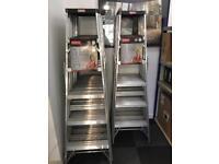 1.8m Swingback Step Ladder