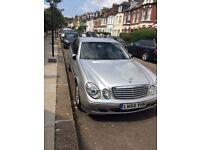 Mercedes-Benz, E CLASS, Saloon, 2004, Semi-Auto, 3222 (cc), 4 doors