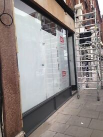 LARGE SHOP IN PECKHAM TO RENT CALL NOW