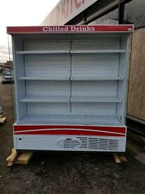 Commercial open chiller