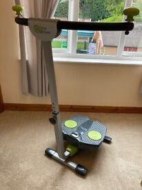 WonderCore Thane Twist and Shape exercise machine