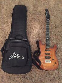 Chapman ML-1 Antique Sunburst Electric Guitar (with Case)