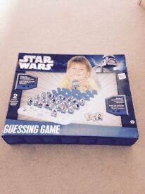 Star Wars Guess Who & Snakes and Ladders