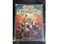 Lords of Waterdeep board game — brand new!