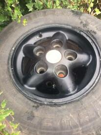Discover rims and tyers good tyers
