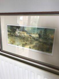 Autumn haze by Gillian MacDonald £10