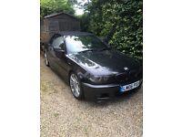 BMW 330ci convertible M Sport low mileage