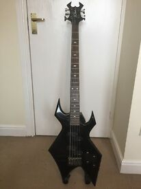 BC Rich NJ Warlock 5-string Bass