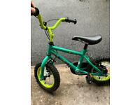 Marvin The Monkey 12 inch child's bike