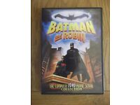 Batman & Robin 1949 complete 15 episode movie serial collection - Region 1 DVD boxed set - as new