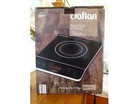 Croften induction hotplate