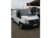 Ford Transit Tdci Great Condition No Vat