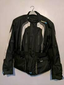 Spada Textile Motorbike Jacket, removable lining.