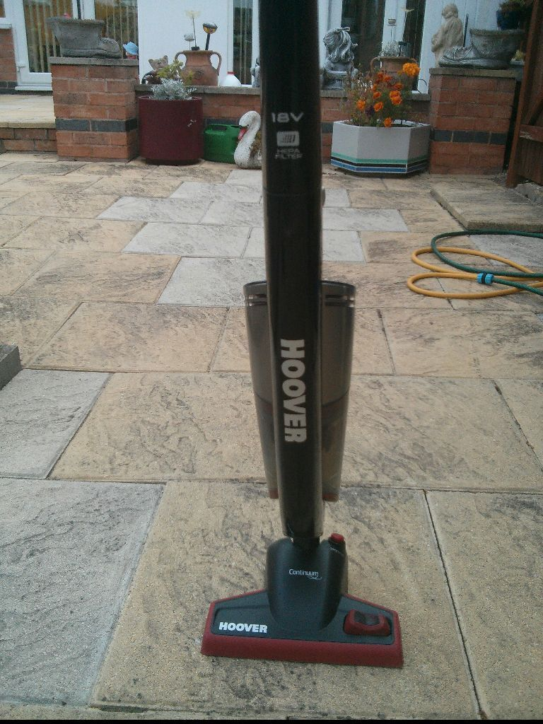 HOOVER CONTINUUM (CORDLESS) : in Wigston, Leicestershire : Gumtree