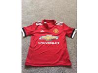 Lukaku Man Utd Shirt