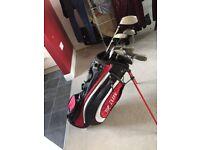 Top Flite 'tour edition' golf set
