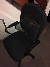 Desk Office Chair with back support