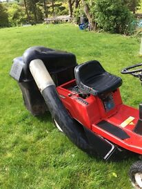 Ride on mower. Spares or repairs