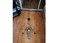 Sonor hh200 double braced hi hat stand can deliver Surrey Sussex london
