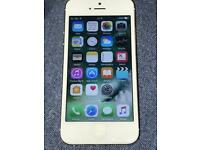 Iphone 5, 16gb, unlocked good condition