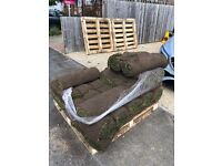 High quality garden turf available