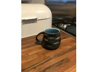 Denby mugs - set of 8