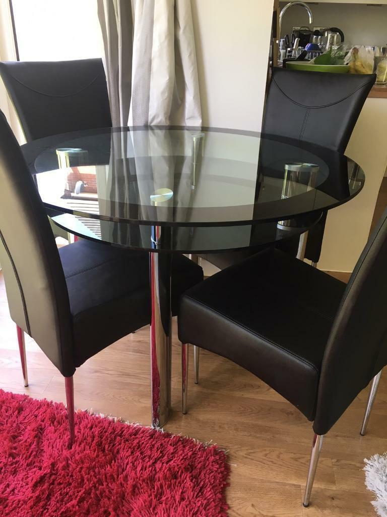Dining Table Chairs In Westbury Wiltshire Gumtree
