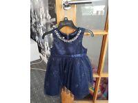 Designer baby girl dress