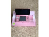 Coral Pink 3DS