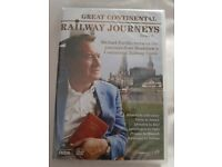 great continental railway journeys *new*