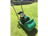 Qualcast classic petrol lawn mower 35s