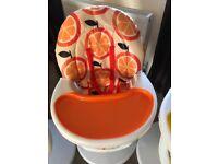 Cosatto 3sixti Orange Squash EXCELLENT CONDITION - £40