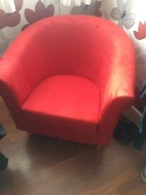 Tub chair from John Lewis