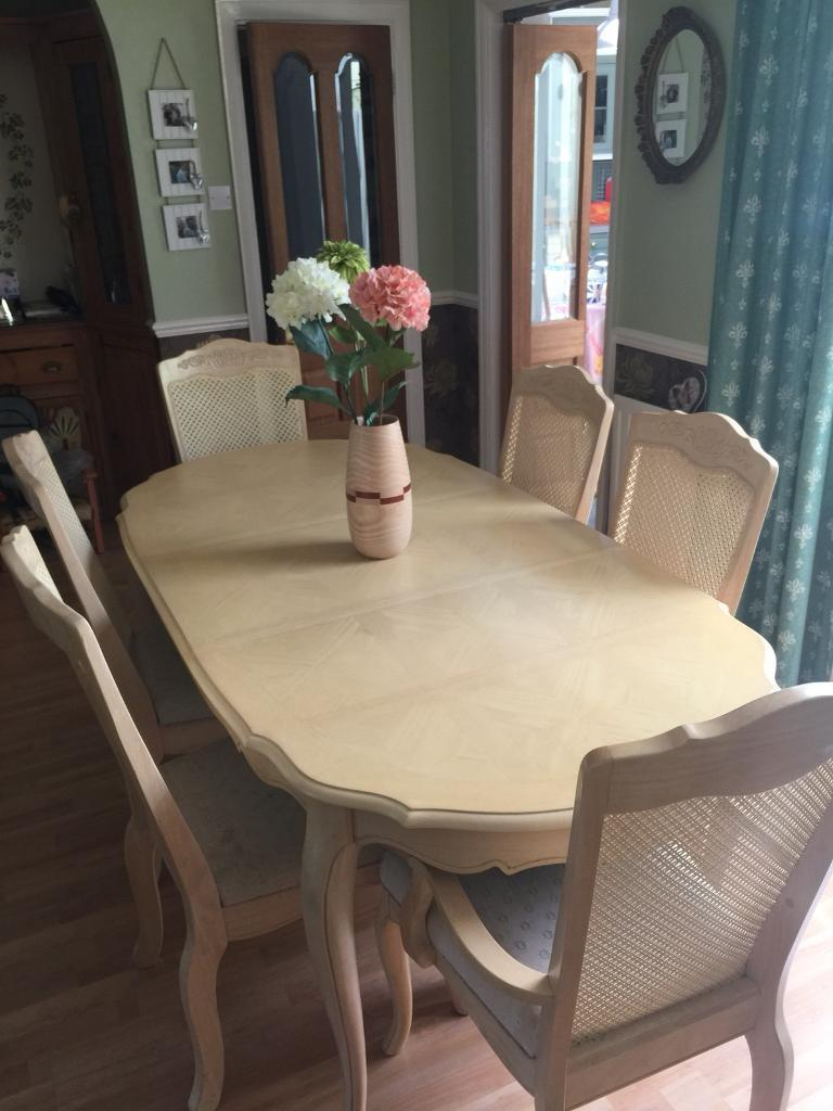 Dansk Dining Table Amp 6 Chairs In Leigh On Sea Essex