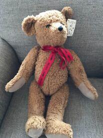 Deans Collectible Teddy Bear