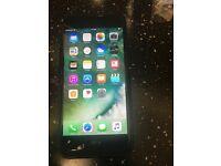 Iphone 7 plus 256gb ee matt black
