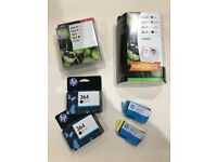 Original & Genuine HP 364 Cartridges - Job lot - Brand New & Sealed